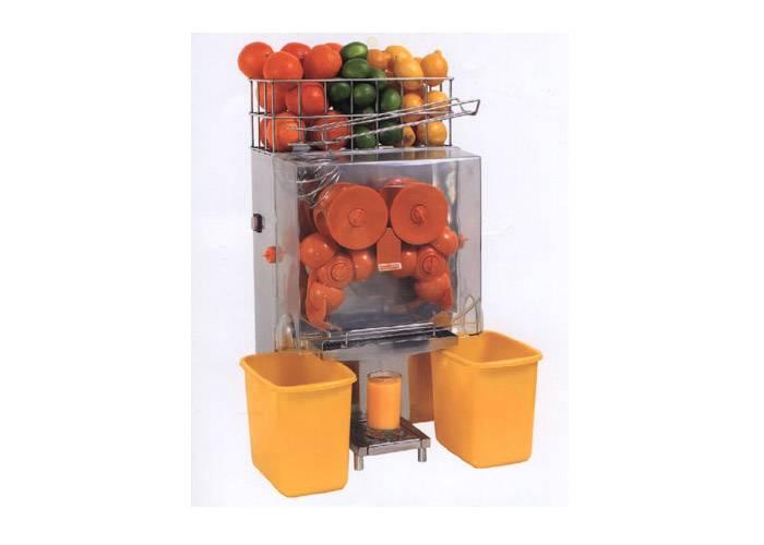 120W Powerful Orange Juice Squeezer / Juicer Extractor For Drink Shop 20 Oranges/Per Minute