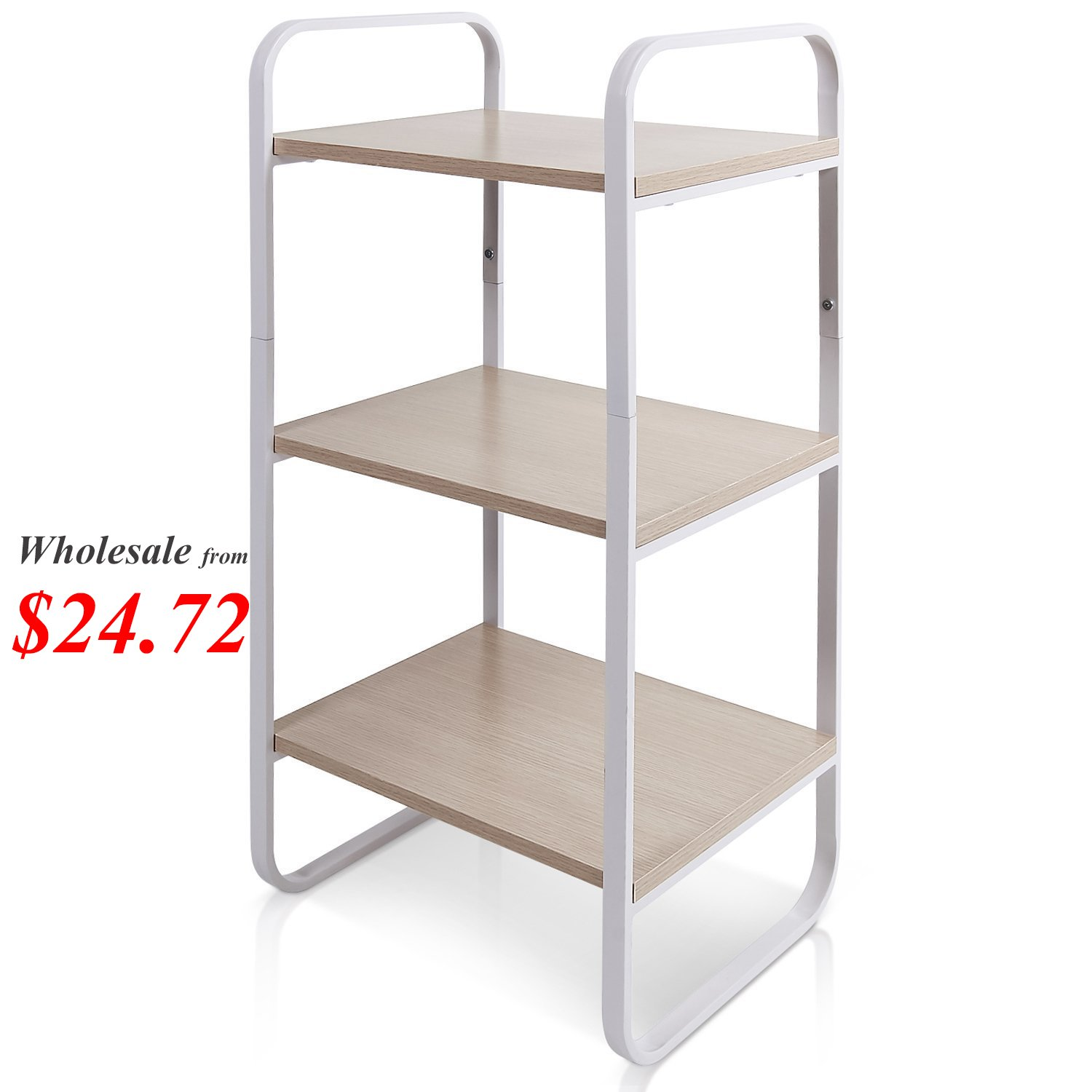 Lifewit 3-Tier Storage Rack