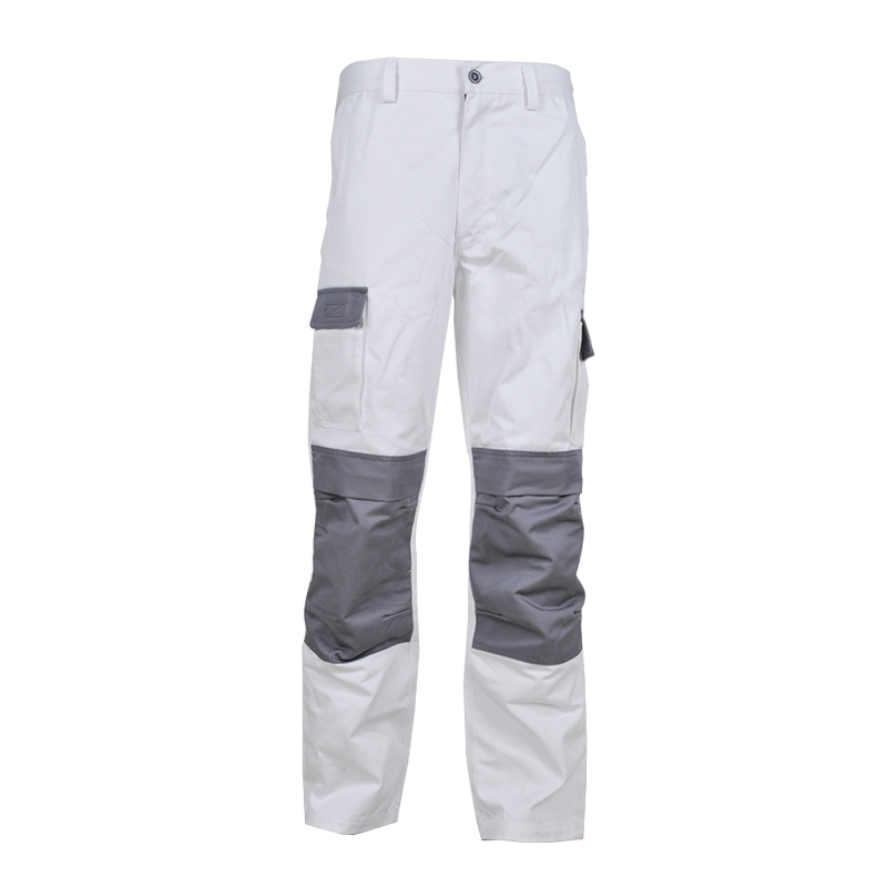 Mixed Color Flame Retardant And Anti-Static Cargo Pants For Men