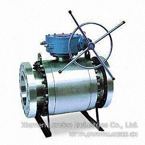 A350 LF2 Forged Steel Ball Valves:PN1.6 to 42MPa
