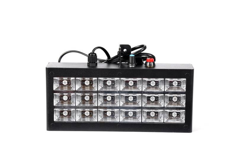 18pcs High Quality Led Room Strobe Led Stage Light with Sound Auto Control Mode