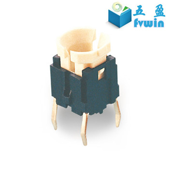 6x6mm dustproof illuminated tactile switch