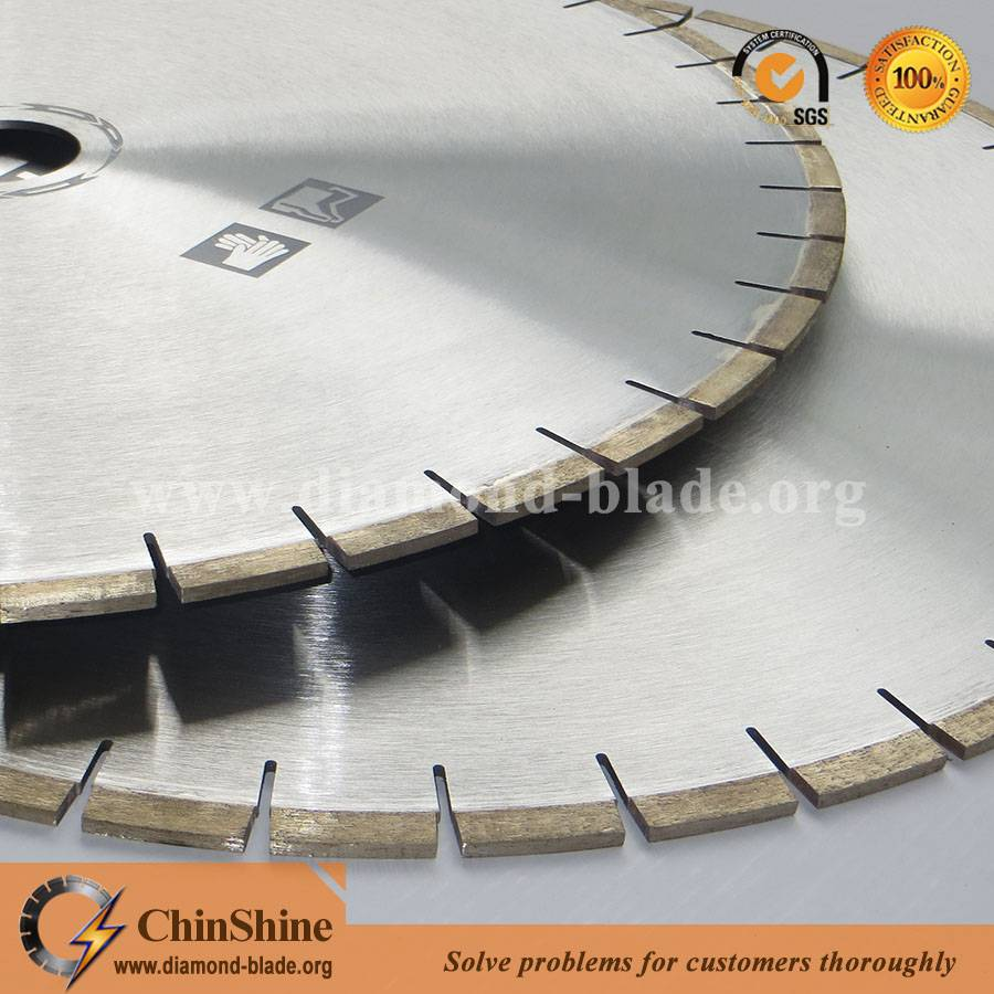 cheap 600mm concrete saw blade laser welding