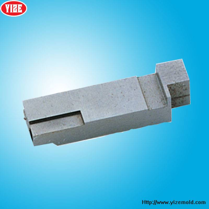 China plastic mould component manufacturer supply with cnc mould part