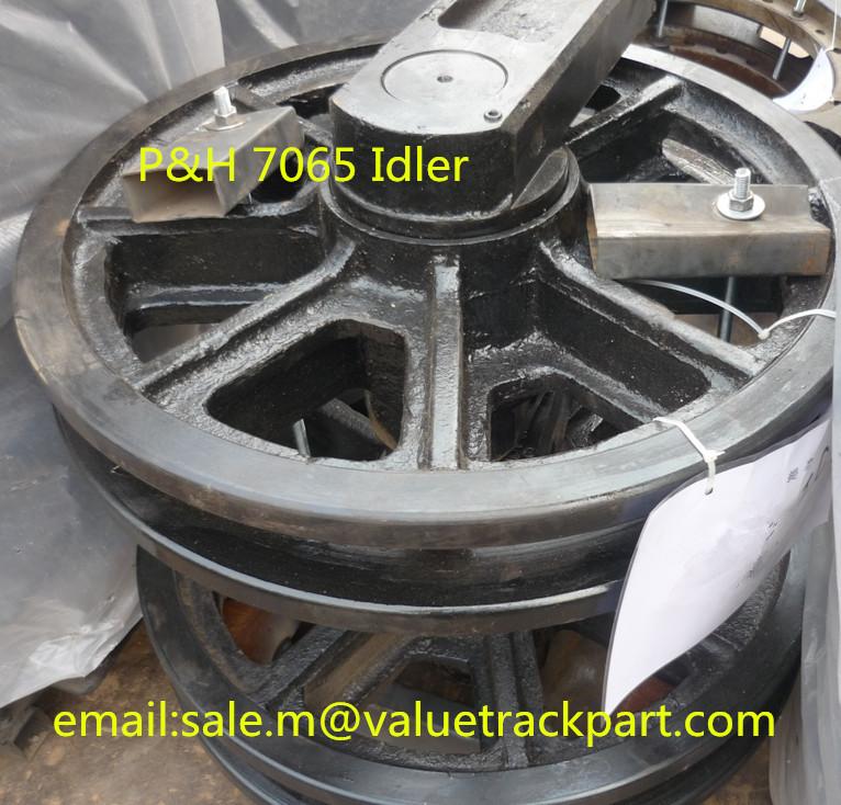OEM Quality Idlers Tumbler Wheels for Zoomlion Above 550T Crawler Crane