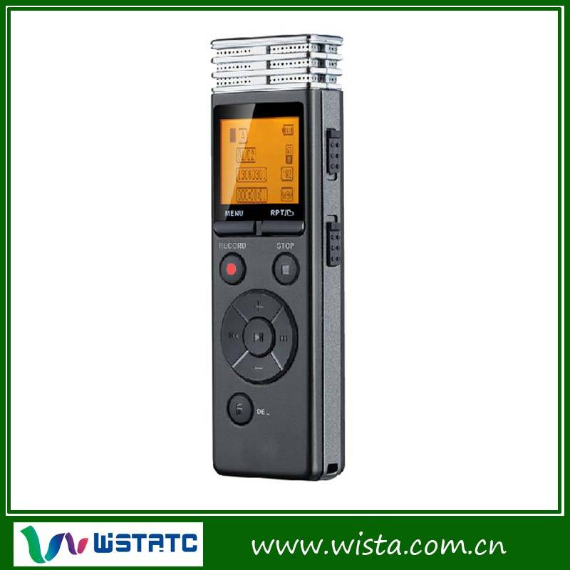 Portable sound recorder digital voice recorder