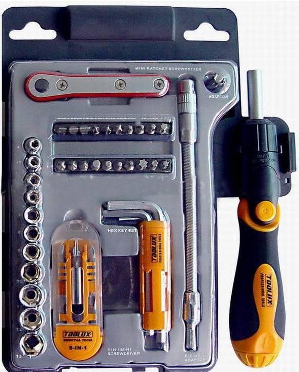 Hand Tool Set,Adjust Wrench