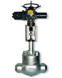 ZDL electric single-seat control valve