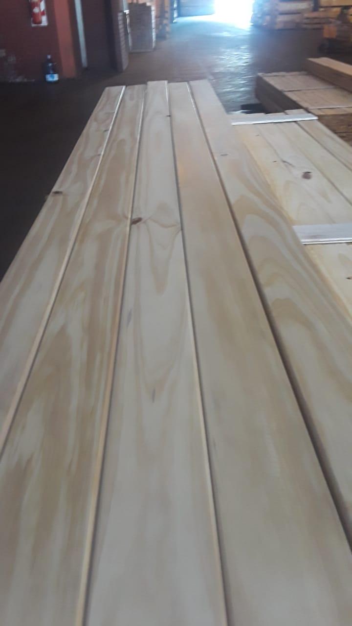 Pine Sawn Timber KD FSC Certified