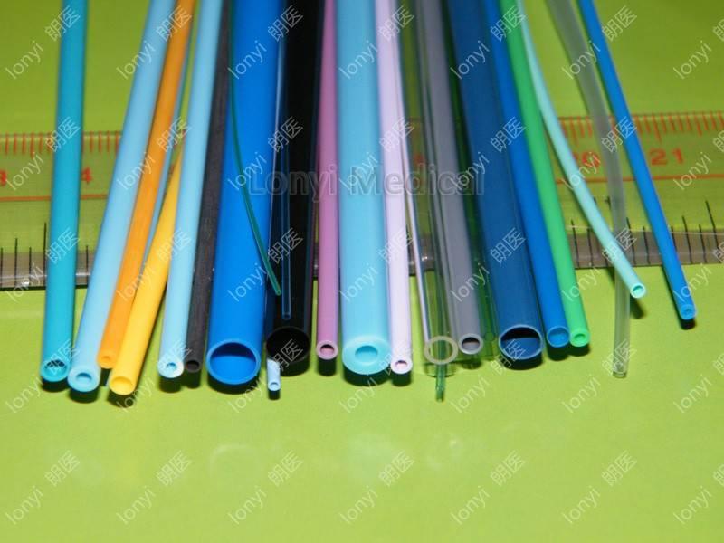 single lumen Medical disposable precision plastic tubing and catheter
