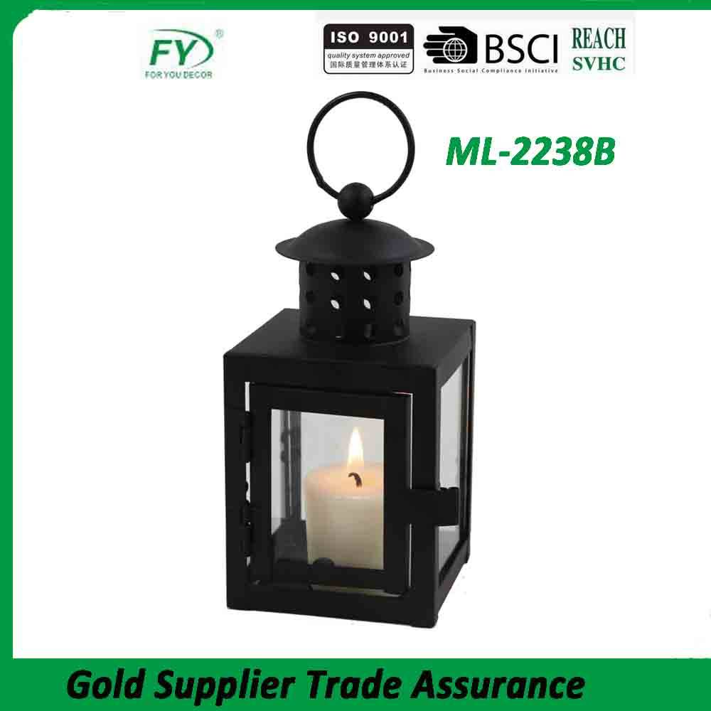 Cheap mini good quality modern handmade table top and hanging decorative metal lantern