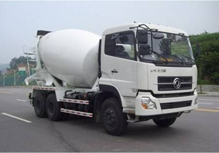 9CBM 6X4 Cement Truck from China