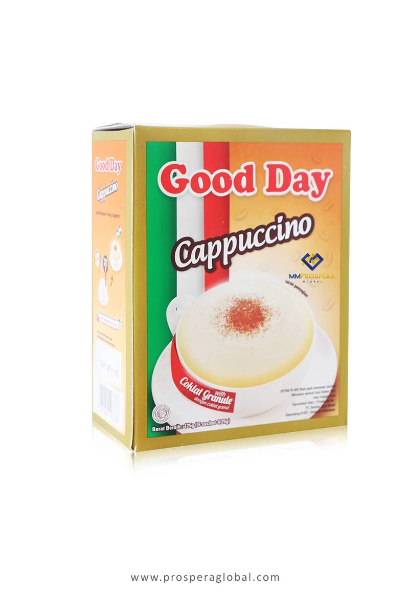 Good Day Cappuccino 125g