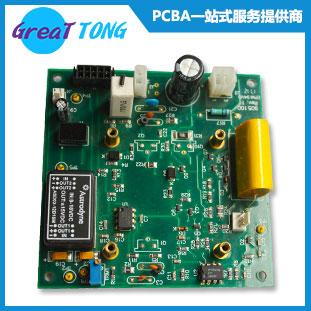 Brush Card Machine PCBA Electronic Assembly - Grande Be Professional About PCB & PCBA