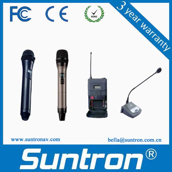 SUNTRON Wireless Conference Microphone