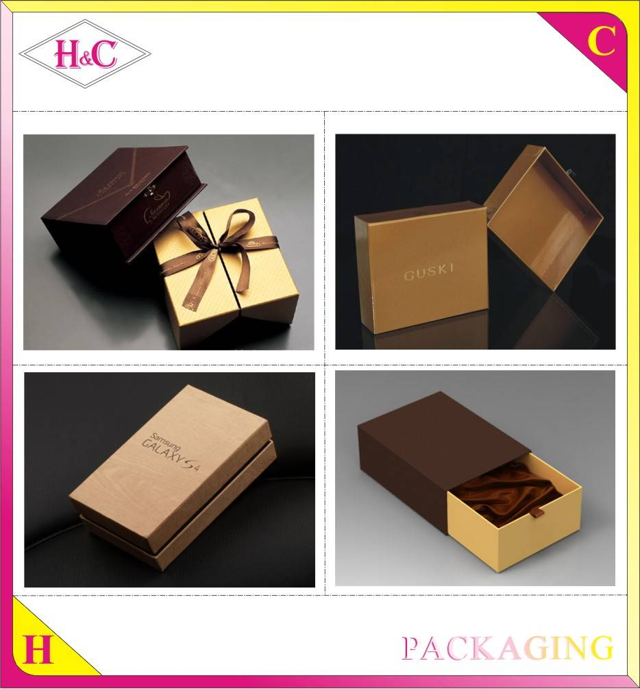 Luxury Customized Packaging Paper Box