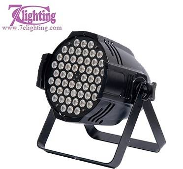 54x3W LED par light