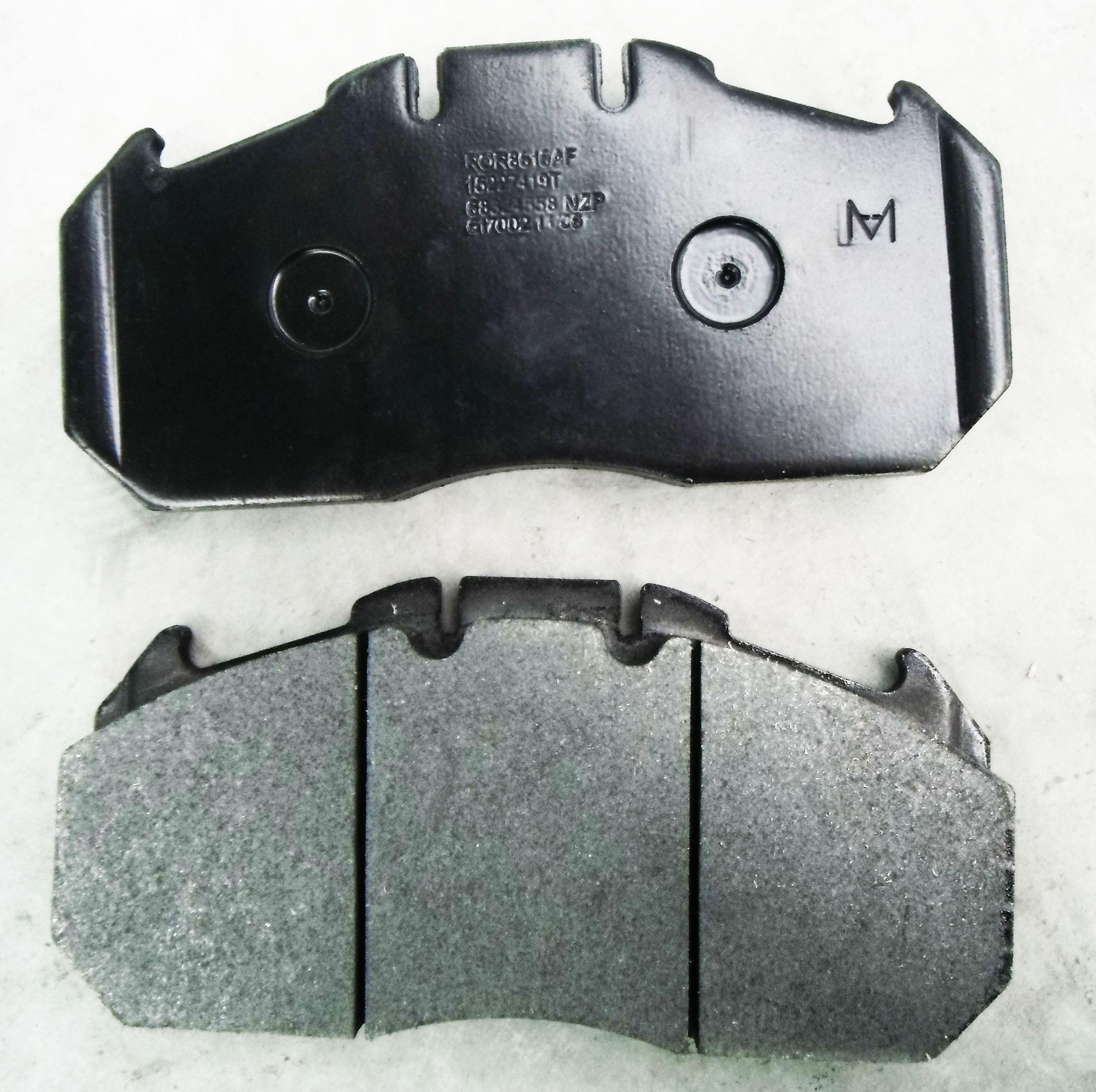 Commercial Vehicle brake pad WVA 29131,29156