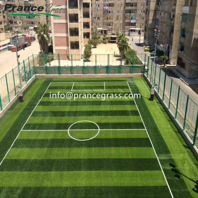 China Factory High Quality Low Price Soccer Synthetic Grass