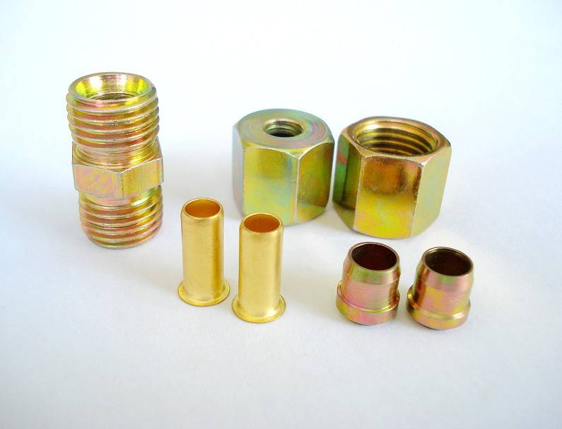 7 pieces fittings for nylon tube