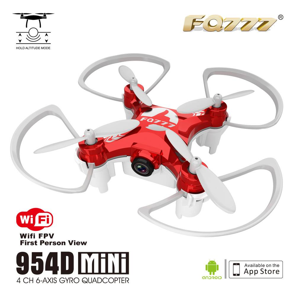 BBM D2H  mini drone 0.3 MP camera hold altitude mode 2.4G 6 axis gyro