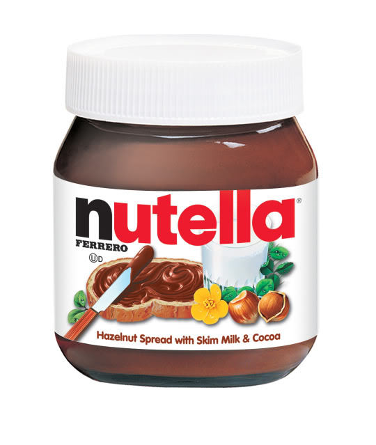 Kinder Country 23.5g, Nutella & Bready T8, Nutella & Go 52g, Nutella 3kg