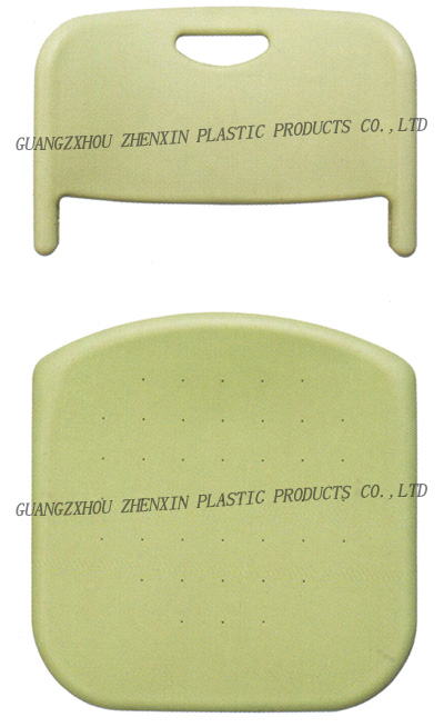 Plastic Seat Parts,PP Seat,PP Seat Shell,PP Back