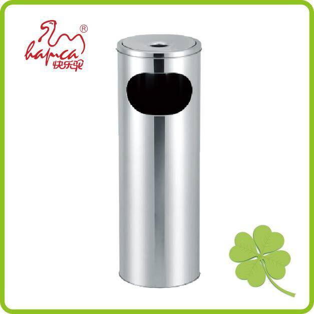 18L Stainless Steel Ashtray Bin Manufacture