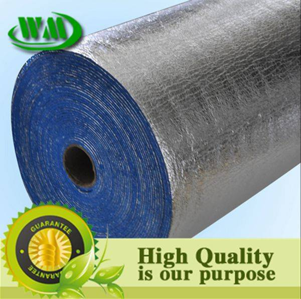 heat insulation aluminum foil coated epe foam roll