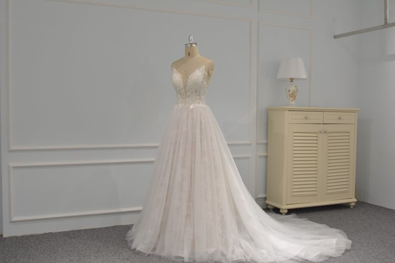 US200 to US599 Custom Wedding Dress on sales by measurements