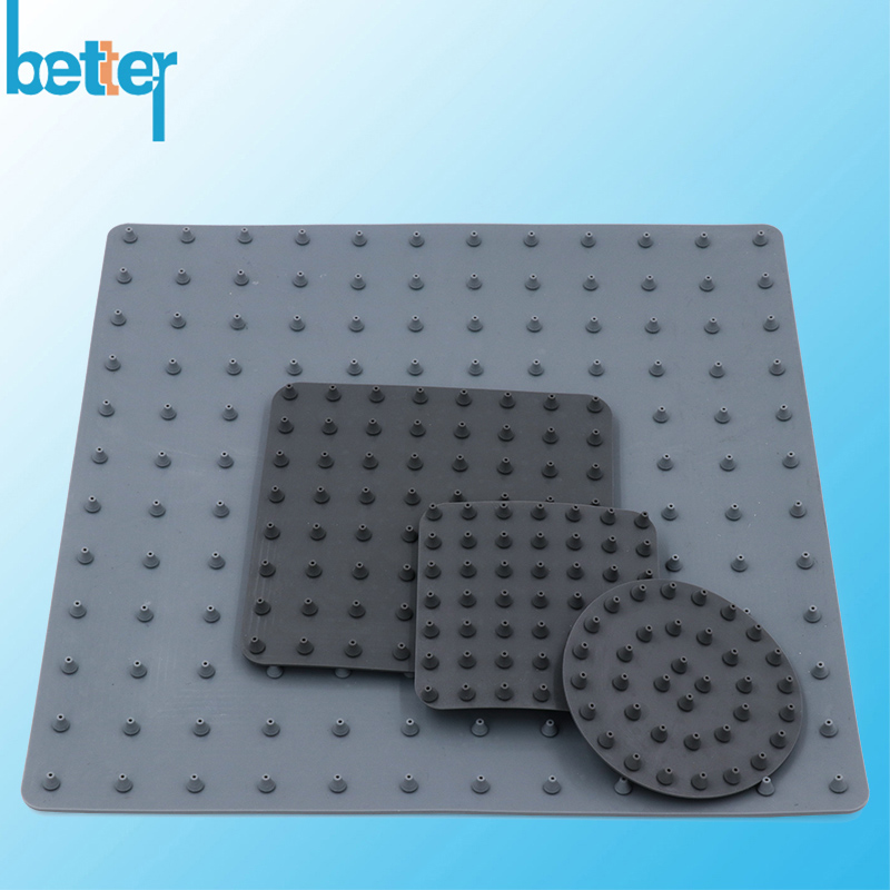 High Quality Manufacture Silicone Rubber Nozzle Gasket