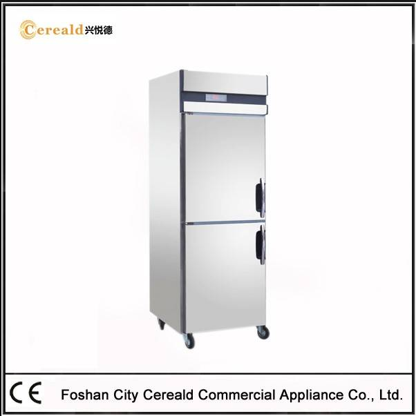 Commercial Use Stainless Steel Fridge For Sale