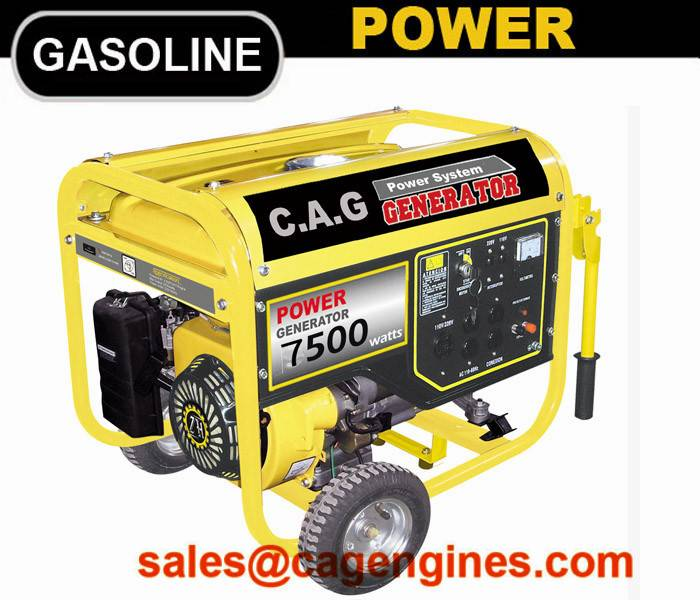 Gasoline Portable Generators