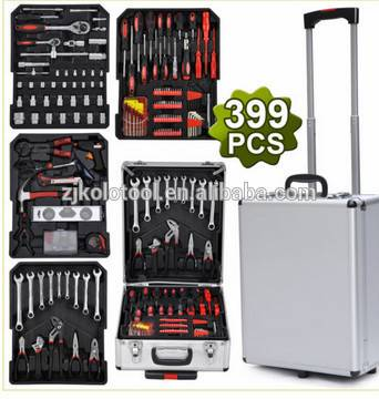 186PCS New Kraftwelle Tool Trolley 186pcs Tool Set
