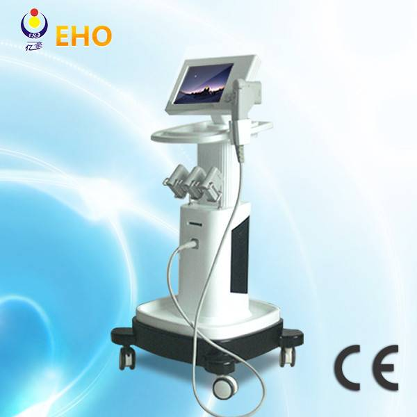 2015 high quantity skin tigtening machine FU4.5-2S hifu wrinkle removal