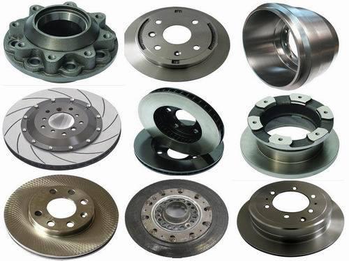 Auto brake discs-auto spare parts