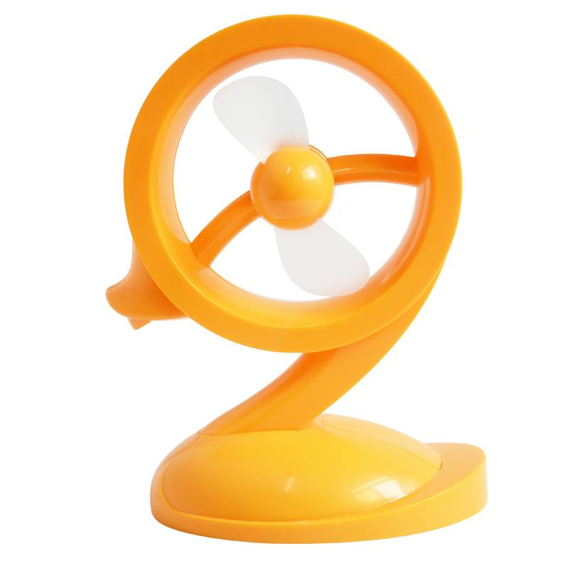 3.7V, ABS material , factory direct sale portable fashion mini fan for best gift
