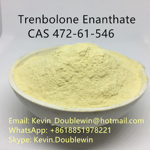 Trenbolone Enanthate CAS 472-61-546 Muscle Growth Steroids