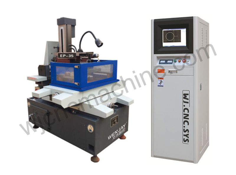 Economical and Practical Medium-Speed Wire-Moving Linear Cutting Machine Tool