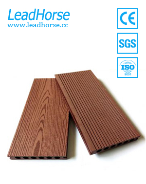 Recycled Plastic Wood Composite Outdoor Decking