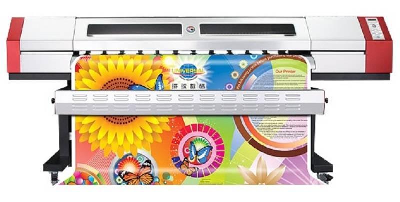 Vinyl Printer UD161WA (Epson DX5)
