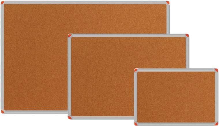 Aluminium Frame Bulletin Board