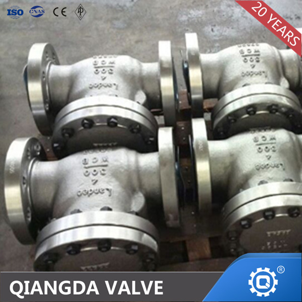 API Stainless Steel&Duplex Steel Bolted Bonnet Swing Check Valve