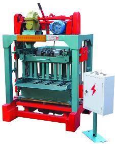 QTJ4-30B Hollow Brick Machine