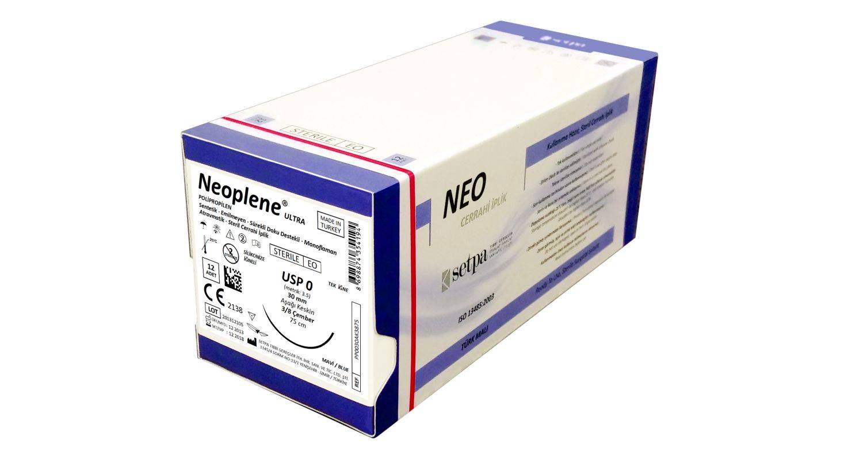 NEOPLENE Ultra Polypropylene Suture