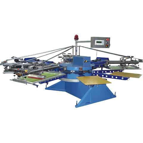Semi-auto Textile Printer