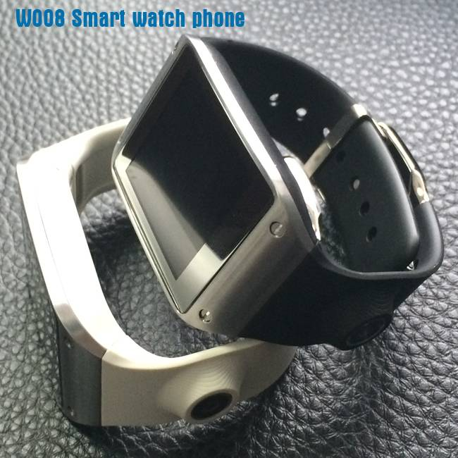 2013 hotest and newest smart watch mobile phone new in market for Andriod and iphone