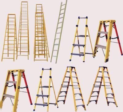 Fiberglass ladder rails/Fiberglass Step Ladder/Fiberglass D-Rung Extension Ladder/Fiberglass Twin La