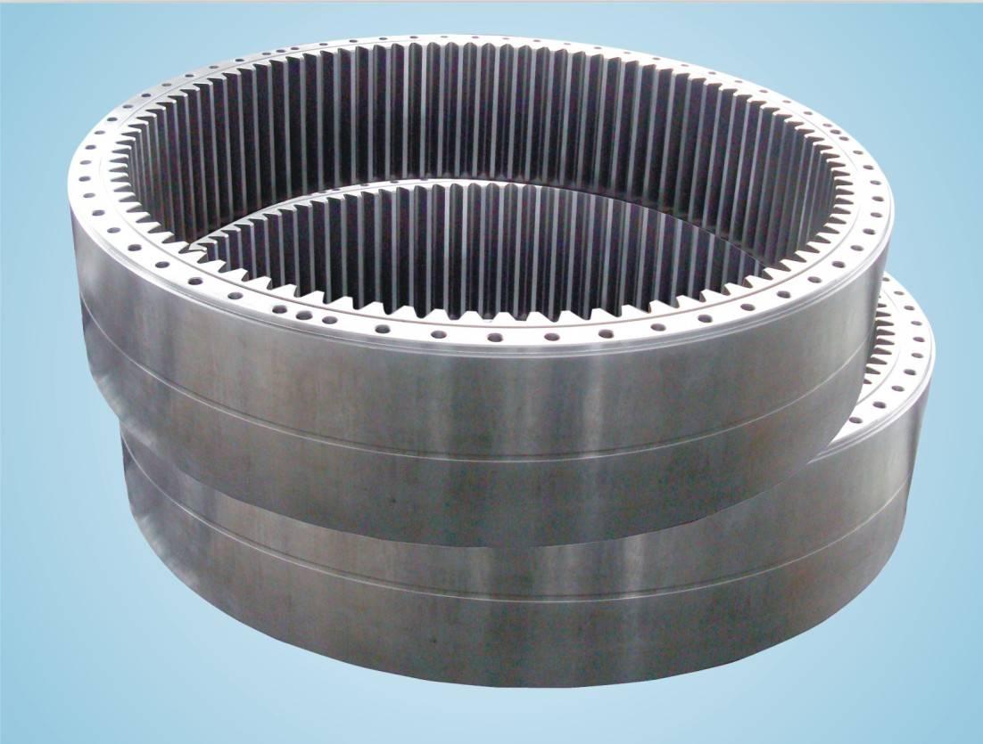 High Quality Open Die Forging Input Gear Shaft