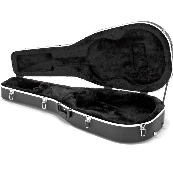 Deluxe Molded ABS Classical  Guitar Case